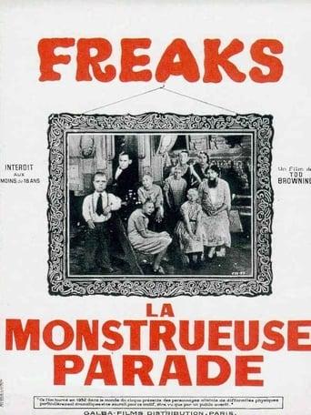Freaks, la monstrueuse parade