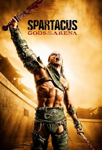 Spartacus: Gods of the Arena Poster