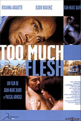 Poster of Too Much Flesh