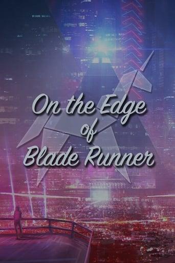 Poster of On the Edge of 'Blade Runner'