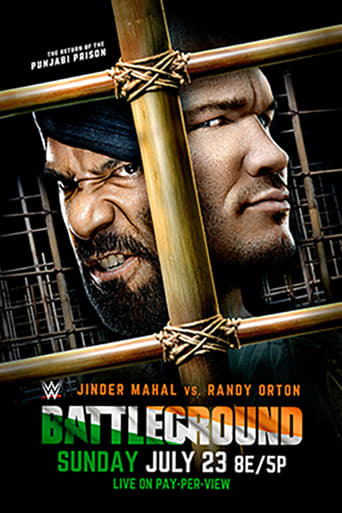 Poster of WWE Battleground 2017