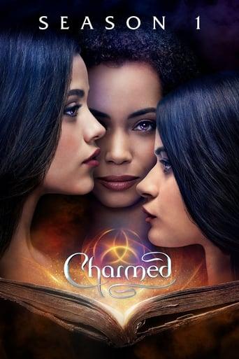 Charmed Nova Geração 1ª Temporada - Poster