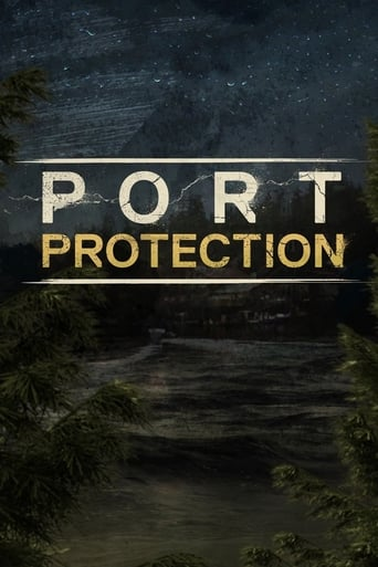 Port Protection Alaska poster