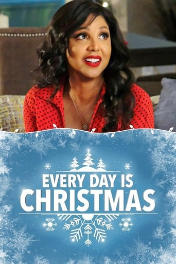 Poster of Every Day Is Christmas