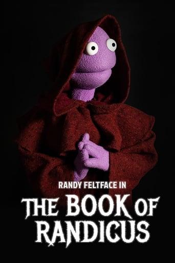 Poster Randy Feltface: The Book of Randicus