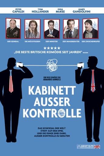 Filmplakat von Kabinett außer Kontrolle