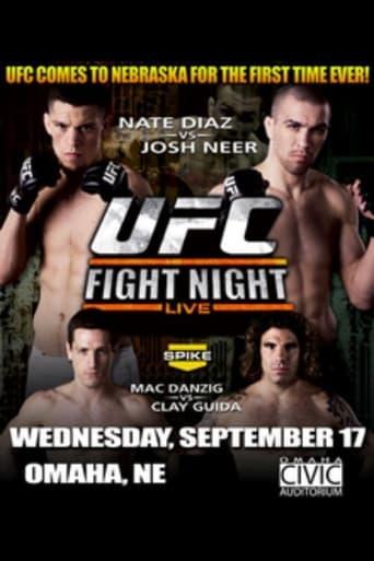 Watch UFC Fight Night 15: Diaz vs. Neer 2008 full online free