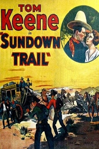 Poster of Sundown Trail