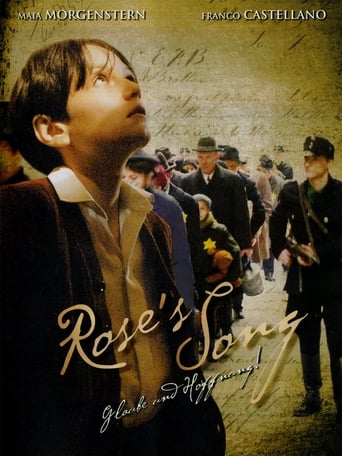 Poster of Rose's Songs