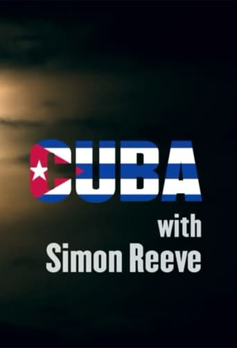 Poster of Cuba with Simon Reeve