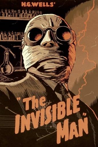 O Homem Invisível Torrent (1933) Dublado / Dual Áudio 5.1 BluRay 720p | 1080p FULL HD – Download