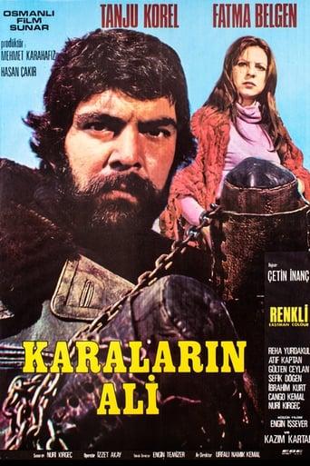 Poster of Karaların Ali
