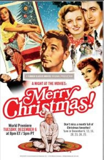 Poster of A Night at the Movies: Merry Christmas!