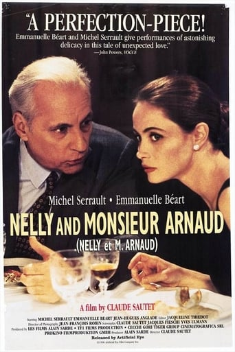 Poster of Nelly and Monsieur Arnaud