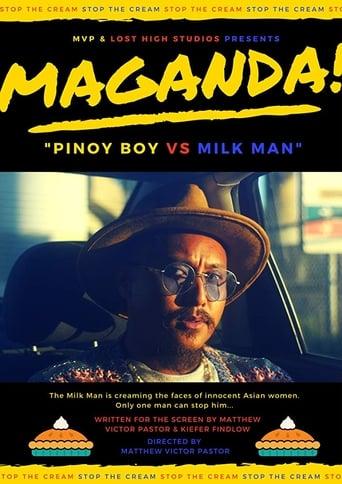 MAGANDA! Pinoy Boy vs Milkman Movie Poster
