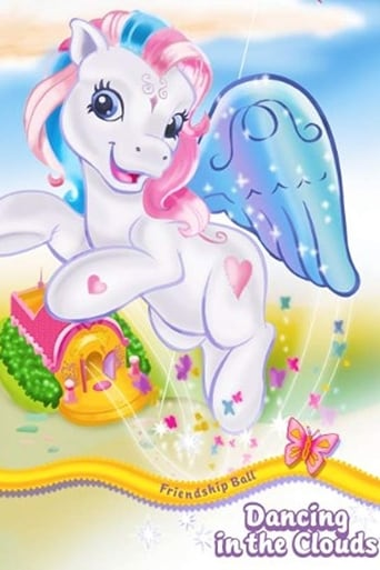 Poster of My Little Pony: Dancing in the Clouds