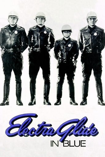 Poster of Electra Glide in Blue