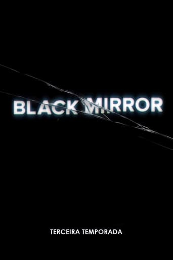 Black Mirror 3ª Temporada - Poster
