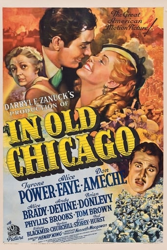 Poster of In Old Chicago