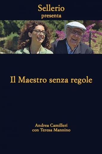 Poster of Montalbano and Me: Andrea Camilleri