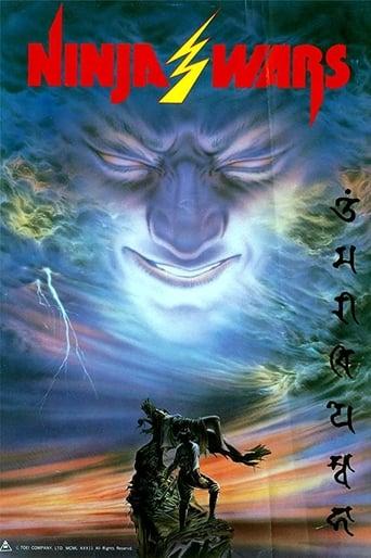 Poster of Ninja Wars