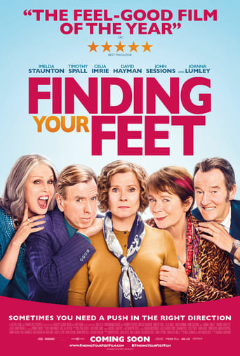 Poster of Finding Your Feet