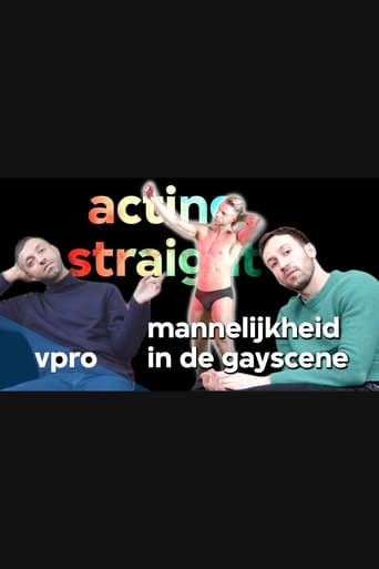 Poster of Acting Straight