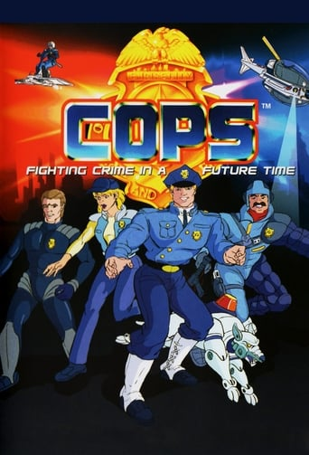 Poster of C.O.P.S.