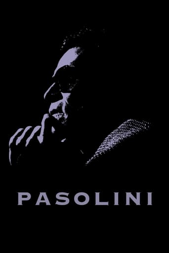 Poster of Pasolini
