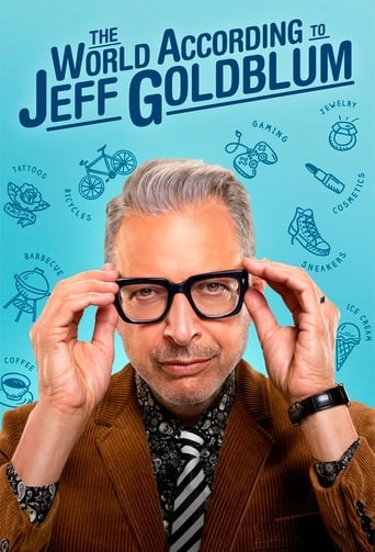 Play The World According to Jeff Goldblum