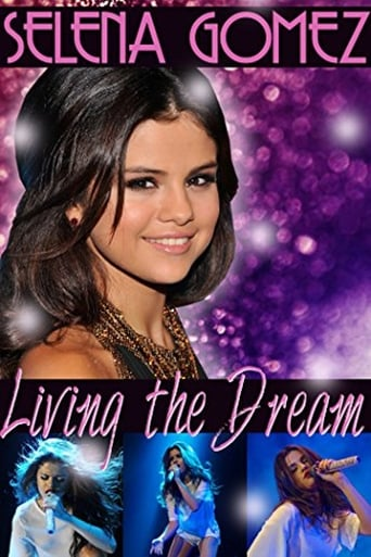 Selena Gomez: Living the Dream Movie Poster