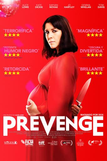 Poster of Prevenge