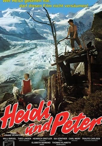Poster of Heidi und Peter