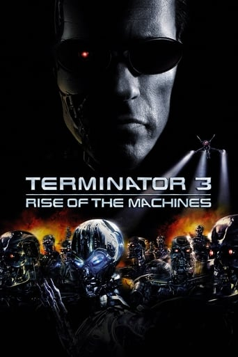 Poster Terminator 3: Rise of the Machines