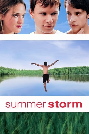 Poster of Summer Storm