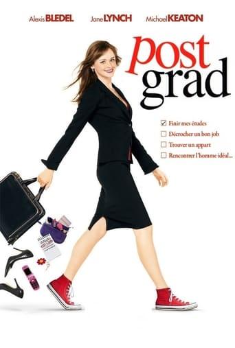 Poster of Post Grad
