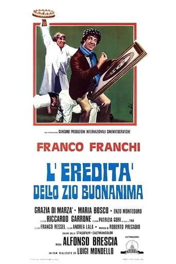 Poster of L'eredità dello zio buonanima