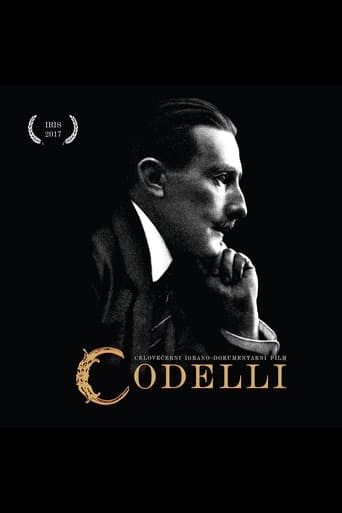 Codelli Movie Poster