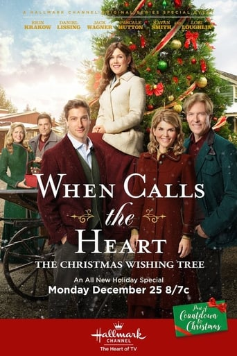 Poster of When Calls the Heart: The Christmas Wishing Tree