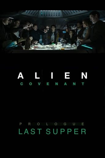 Poster of Alien: Covenant Prologue – Last Supper