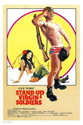 Poster of Stand up, Virgin Soldiers
