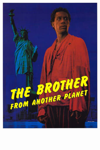 Poster of The Brother from Another Planet
