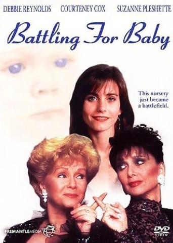 Poster of Battling For Baby