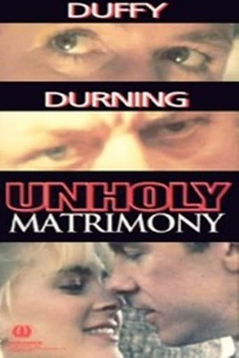 Poster of Unholy Matrimony