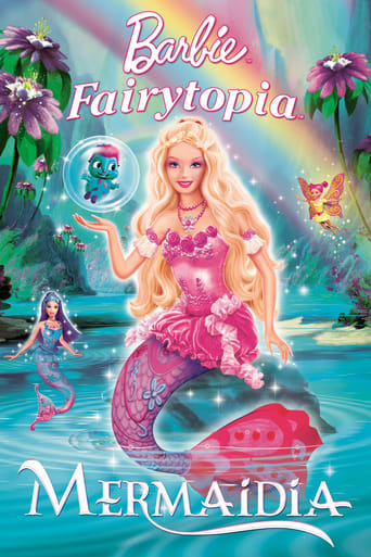Poster of Barbie Fairytopia: Mermaidia