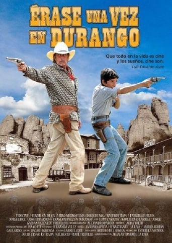 Poster of Once Upon a Time in Durango