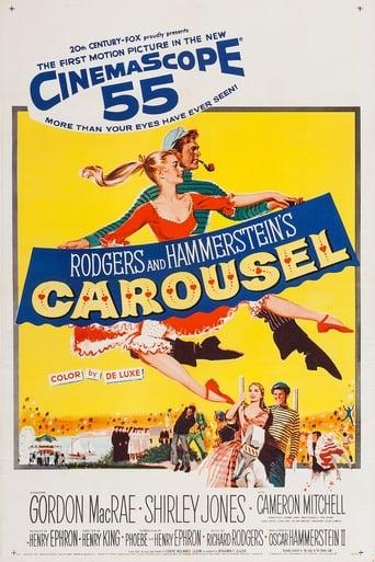 Carousel (1956) - poster