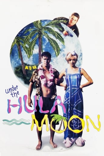 Poster of Under the Hula Moon