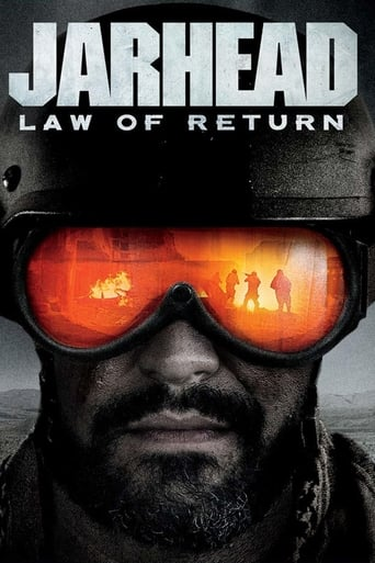 Jarhead: Law of Return Poster