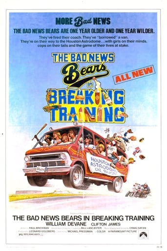 Poster of The Bad News Bears in Breaking Training